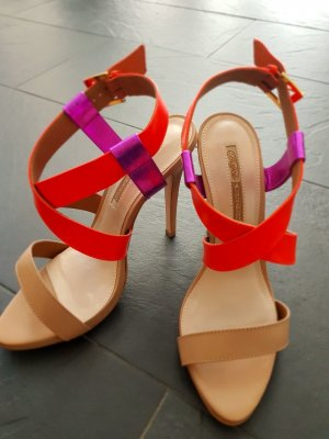 Buffalo London High Heel Sandal multicolored imitation leather