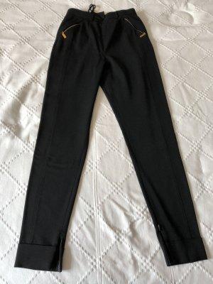 Hochwertige Business Hose - hohe Taille - eng geschnitten - hochwertigem Stretch