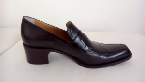 Truman's Business Shoes brown leather