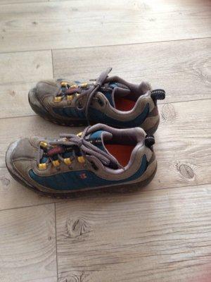 Slipper Socks anthracite-cadet blue