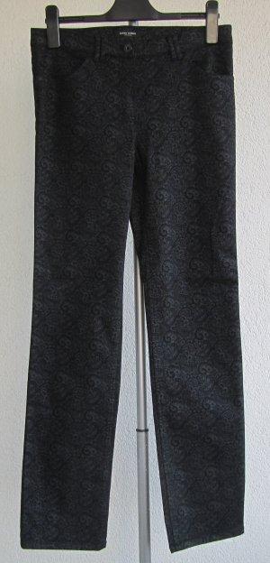 Gerry Weber Pantalon strech multicolore tissu mixte