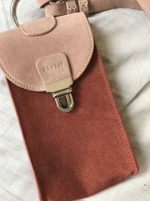 Esprit Hoesje voor mobiele telefoons veelkleurig Suede