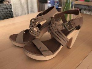 Marc O'Polo High Heel Sandal ocher-nude