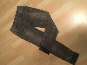 Hochwertige High Waist Jeans, Gr 36