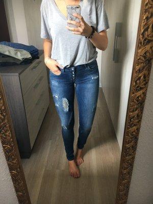 Hochwertige Jeans mit schönen Details