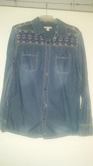 Hochwertige Jeansbluse von Esprit