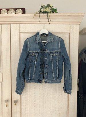 Mavi Denim Jacket azure-slate-gray