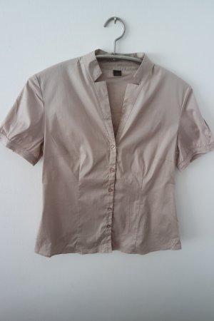 Hochwertige Kurzarm-Bluse, neuwertig, S.Oliver Selection Gr. 40