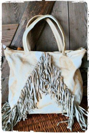 hochwertige Leder Frasentasche aus  ibiza