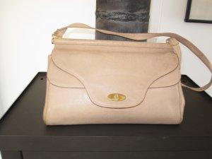 Hochwertige Lederhandtasche  Vintage