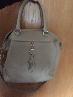 Hochwertige Lederhandtasche von Tommy Hilfiger