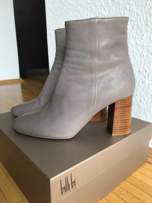 Billi Bi Ankle Boots taupe leather