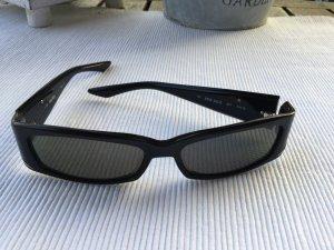 hochwertige Marken- Sonnenbrille in Schwarz von Max Mara
