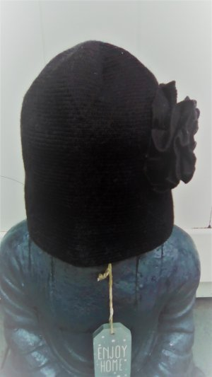 Fabric Hat black