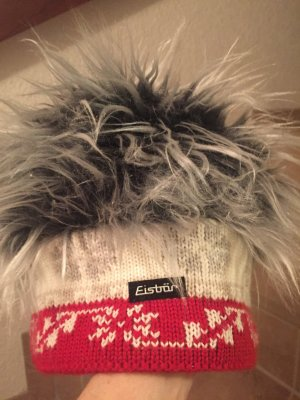 Eisbär Knitted Hat multicolored polyester