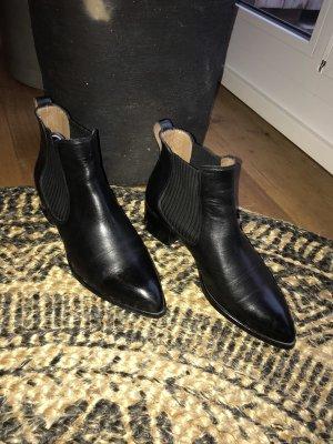 Hochwertige Pertini Boots / Stiefeletten in Schwarz Gr 37,5
