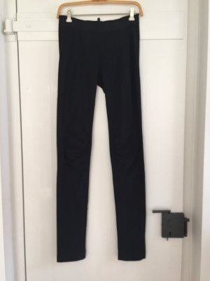 High Stretch broek zwart