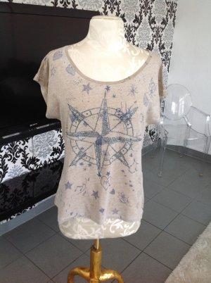 Hochwertige Shirt mit Stassteinen