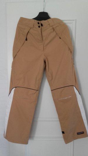 Killtec Pantalone da neve color cammello