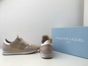 Philippe Model Sneakers cream-pink