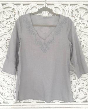 hochwertige Tunika Bluse von BLEIFREI * Gr. M 38