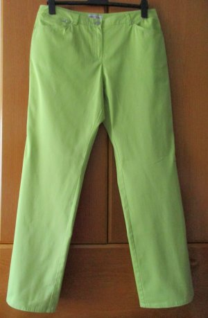 Apriori Stretch Jeans meadow green cotton