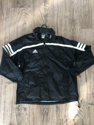 Adidas Raincoat black-white