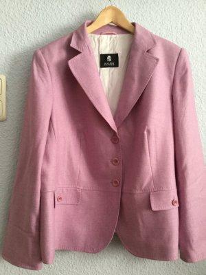 Wollen blazer violet Wol