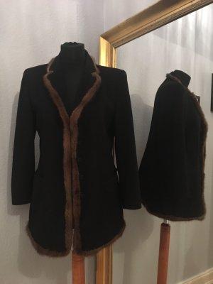 NVSCO Blazer en laine noir