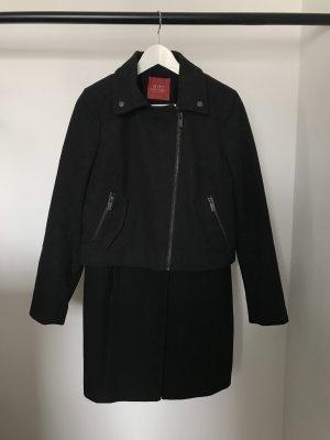 Hochwertiger ESPRIT 2-in-1 Mantel in Größe S