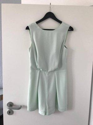 Topshop Jumpsuit pale green