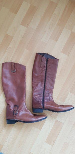 Jackboots brown