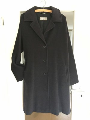 Max Mara Wool Coat anthracite new wool
