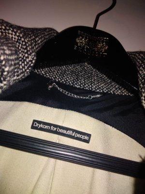 Drykorn Cappotto in lana grigio