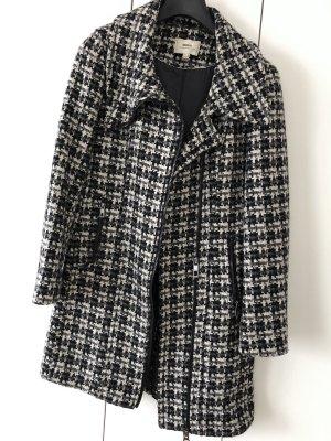 Mexx Short Coat multicolored wool