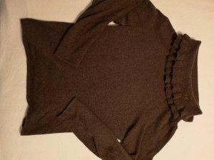 Hochwertiger Pullover aus Seide und Kaschmir