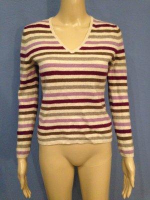 Hochwertiger Pullover mit Streifen