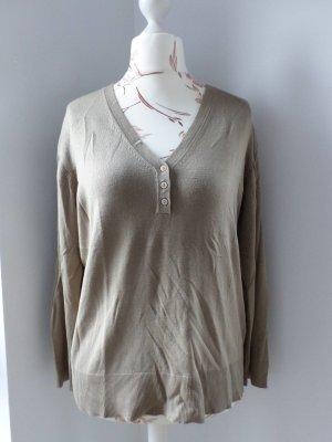 hochwertiger Pullover von Lecomte - Größe 48 - wie neu