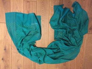 Hochwertiger Schal mit Punkten