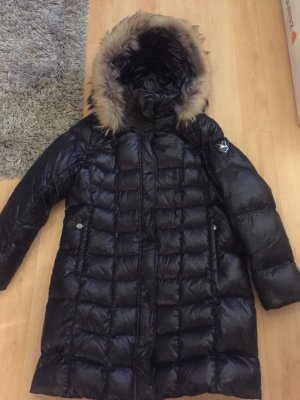 Sportalm Abrigo de plumón negro