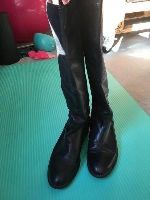 Hochwertiger Stiefel von Vero Cuoio aus Leder in Gr. 37