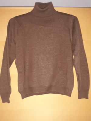 Stefanel Turtleneck Sweater brown