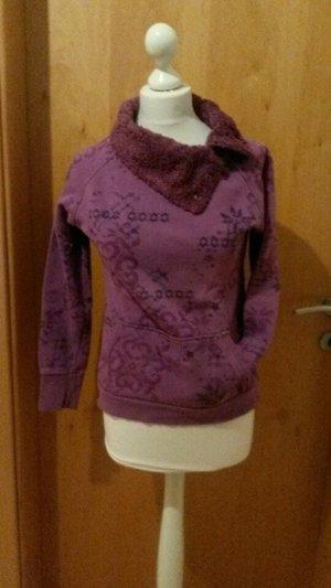 Sweatshirt multicolore
