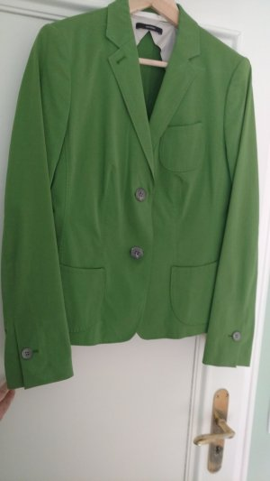 Hochwertiger Windsor Blazer in tollem grün Gr 40