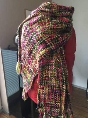 Erfurt Woolen Scarf multicolored