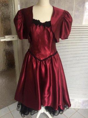 Hochwertiges Abendkleid mit Bolero in Gr. 38 *neuwertig*