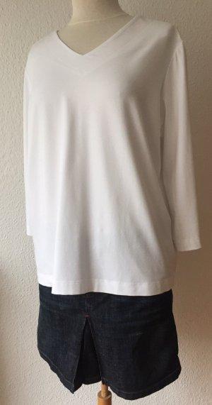 Hochwertiges, blickdichtes Shirt von Evelin Brandt in XXXL (Gr 46), neu
