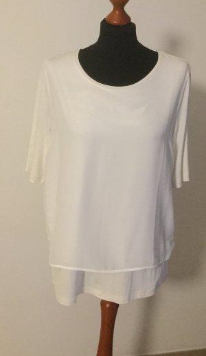Gerry Weber Camisa tipo túnica blanco Viscosa