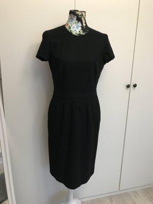 Hugo Boss Midi-jurk zwart