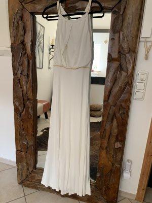 Mango Ball Dress natural white-white